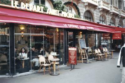Restaurant Italien Rue Jarry